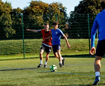 Football Academy page img 1