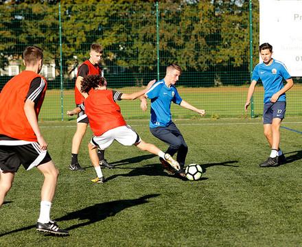 Football Academy page img 4